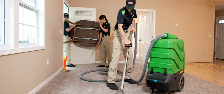 Toledo, OH residential restoration cleaning